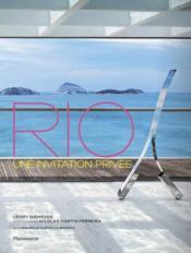 Rio, une invitation privée - Couverture - Format classique