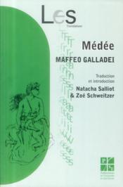 Medee - Couverture - Format classique