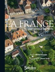 La France par-dessus les toits - Couverture - Format classique