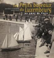 Petits bateaux du Luxembourg - Couverture - Format classique