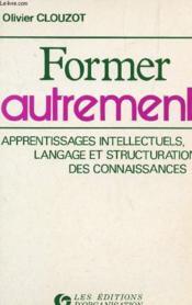 Former Autrement - Couverture - Format classique