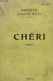 Cheri. - Couverture - Format classique