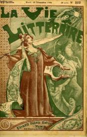 Trois Inconnues. La Vie Litteraire. - Couverture - Format classique