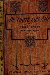 De Toute Son Ame. Nouvelle Collection Illustree N° 25 - Couverture - Format classique