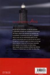La mort préfère Ava - 4ème de couverture - Format classique