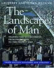 The landscape of man (paperback) /anglais - Couverture - Format classique