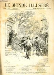 LE MONDE ILLUSTRE N°1488 Le théatre illustré - Couverture - Format classique