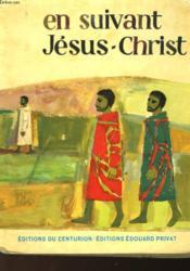 En Suivant Jesus-Christ - Couverture - Format classique