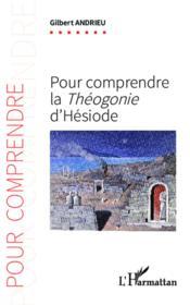 La théogonie d'Hésiode - Couverture - Format classique