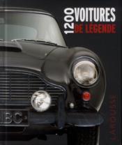 1200 voitures de légende - Couverture - Format classique