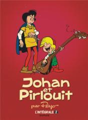 Johan et Pirlouit ; INTEGRALE VOL.2 ; T.4 A T.6 - Couverture - Format classique