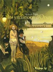 Les variations d'Orsay - Couverture - Format classique