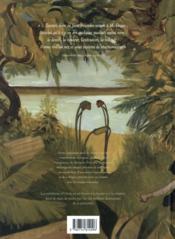 Les variations d'Orsay - 4ème de couverture - Format classique