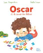 Oscar et le secret des lettres - Couverture - Format classique