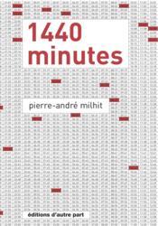 1440 minutes - Couverture - Format classique