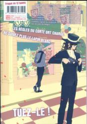 Are you Alice ? t.2 - 4ème de couverture - Format classique