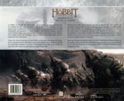 Le Hobbit ; la bataille des cinq armées t.6 ; l'art de la guerre - 4ème de couverture - Format classique