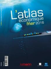 Atlas économique de la mer 2016 - Couverture - Format classique