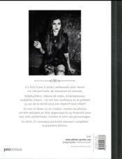 Alive ; tattoo portraits (2e édition) - 4ème de couverture - Format classique