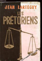 Les Pretoriens - Couverture - Format classique