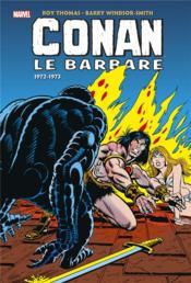 Conan le Barbare ; INTEGRALE VOL.3 ; 1972-1973 - Couverture - Format classique