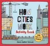 How cities work (édition 2020) - Couverture - Format classique