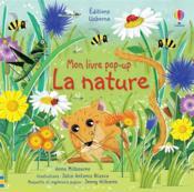 La nature ; mon livre pop-up - Couverture - Format classique