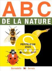 ABC de la nature - Couverture - Format classique