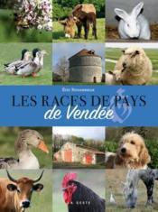 Les races de pays de Vendée - Couverture - Format classique