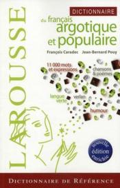 telecharger Dictionnaire de francais argotique et populaire livre PDF en ligne gratuit