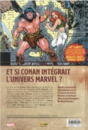 Conan ; what if ? - 4ème de couverture - Format classique