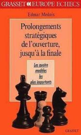 Prolongements strategiques de l'ouverture - Couverture - Format classique