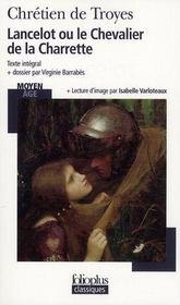 Lancelot ou le chevalier de la charrette - Intérieur - Format classique