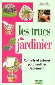 Les Trucs Du Jardinier - Intérieur - Format classique