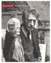 Giacometti - Couverture - Format classique