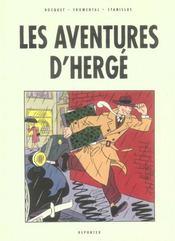 Les aventures d'herge - Intérieur - Format classique