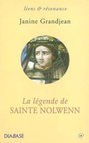 La Legende De Sainte Nolwenn - Couverture - Format classique