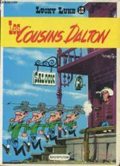 Lucky Luke T.12 ; les cousins Dalton - Couverture - Format classique