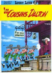 Lucky Luke T.12 ; les cousins Dalton - Intérieur - Format classique