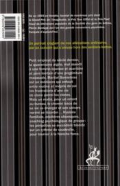 Mort d'un clone - 4ème de couverture - Format classique