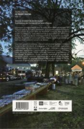 Espace Rural Et Projet Spatial 3 - 4ème de couverture - Format classique