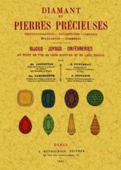 Diamant et pierres précieuses (édition 1881) - Couverture - Format classique