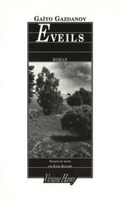 Eveils - Couverture - Format classique