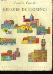 HISTOIRE DE FLORENCE. ( Storia di Firenze ). - Couverture - Format classique
