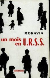 Un Mois En U.R.S.S. - Couverture - Format classique