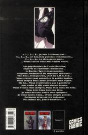 Bad ass t.2 ; the voice - 4ème de couverture - Format classique