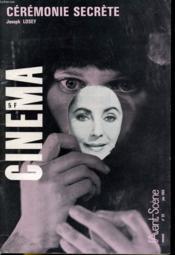 L'Avant-Scene Cinema N°93- Ceremonie Secrete, Decoupage Integral - Entretien Avec Joseph Losey Sur Ceremonie Secrete - Couverture - Format classique