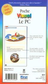 Le PC - 4ème de couverture - Format classique