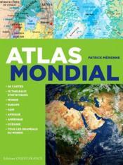 Atlas mondial - Couverture - Format classique