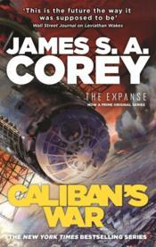 Caliban's war t.2 ; expanse - Couverture - Format classique